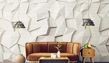Niebanalne rozwiązania dekoracyjne – panele 3D