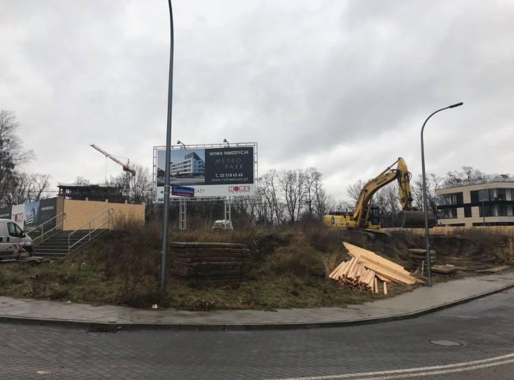 Metro Park start budowy2