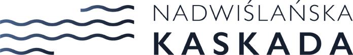Nadwiślańska Kaskada logo poziom