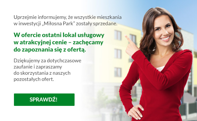 Milosna Park Popup nowy